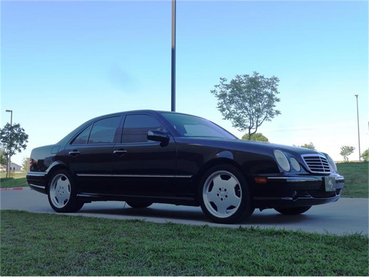Large Picture of '01 Mercedes-Benz E55 - $12,200.00 Offered by Enthusiast Motor Cars of Texas - HUJ9