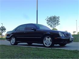 Picture of '01 Mercedes-Benz E55 located in Rowlett Texas Offered by Enthusiast Motor Cars of Texas - HUJ9