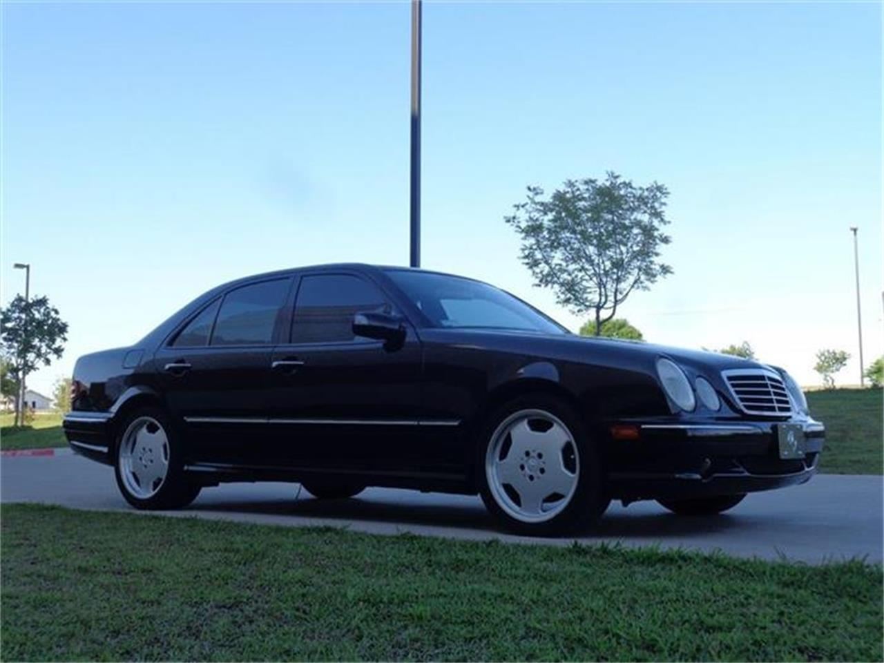 Large Picture of 2001 Mercedes-Benz E55 located in Rowlett Texas - $12,200.00 Offered by Enthusiast Motor Cars of Texas - HUJ9