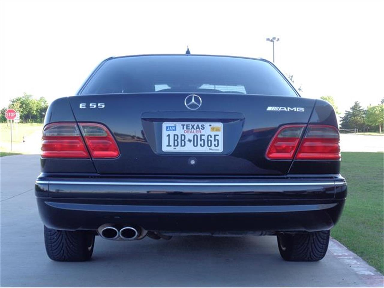 Large Picture of 2001 E55 located in Texas - $12,200.00 - HUJ9
