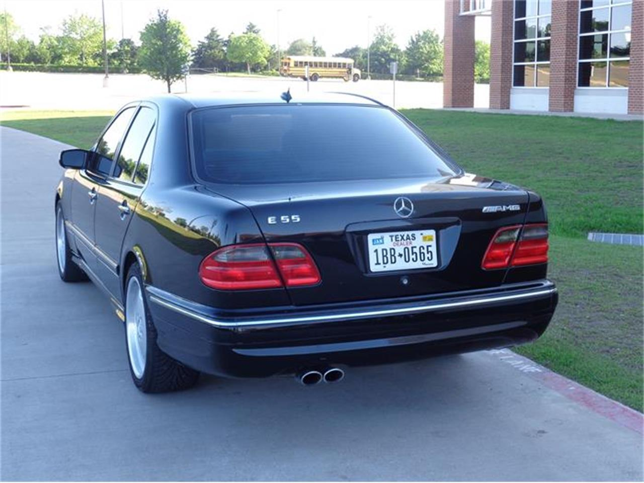 Large Picture of '01 E55 - $12,200.00 Offered by Enthusiast Motor Cars of Texas - HUJ9