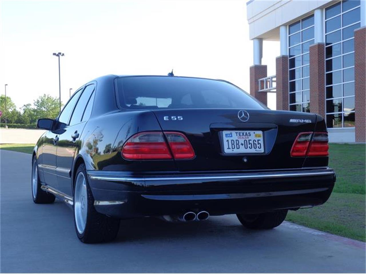 Large Picture of 2001 Mercedes-Benz E55 located in Rowlett Texas Offered by Enthusiast Motor Cars of Texas - HUJ9