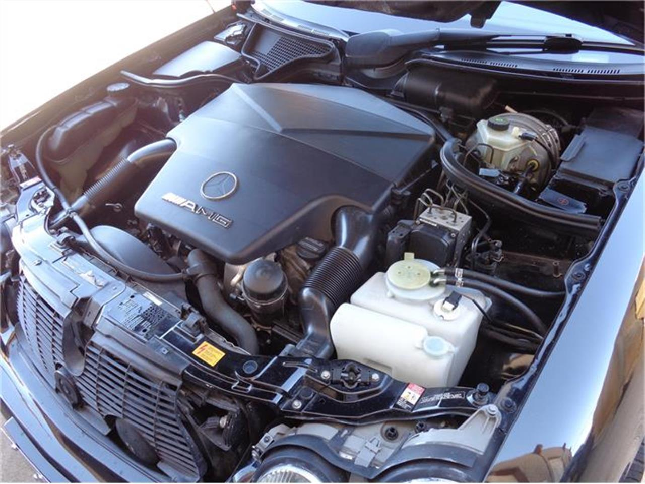Large Picture of 2001 Mercedes-Benz E55 - $12,200.00 Offered by Enthusiast Motor Cars of Texas - HUJ9