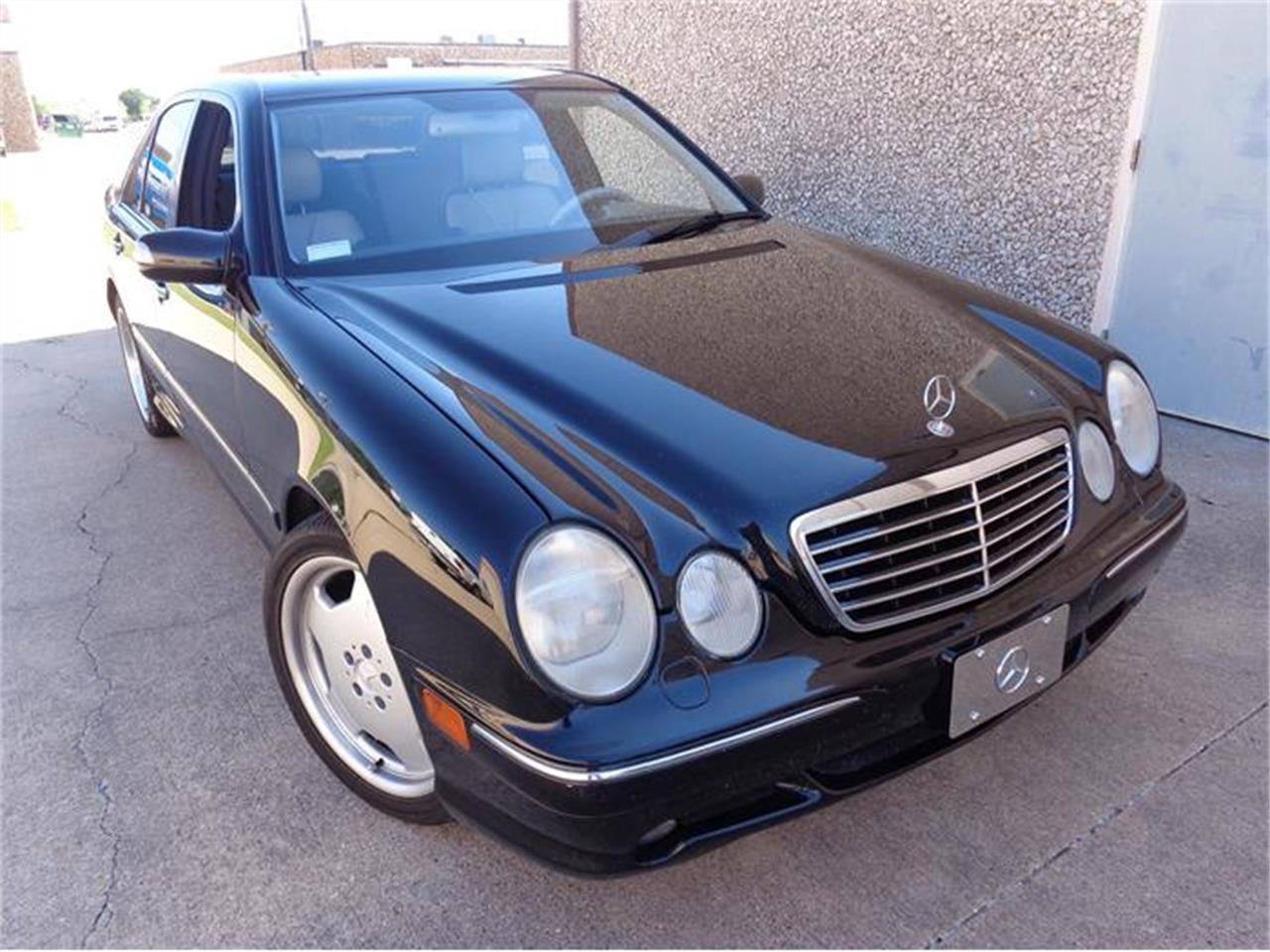 Large Picture of '01 E55 located in Rowlett Texas - $12,200.00 Offered by Enthusiast Motor Cars of Texas - HUJ9