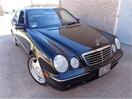Picture of 2001 Mercedes-Benz E55 located in Texas - $12,200.00 - HUJ9