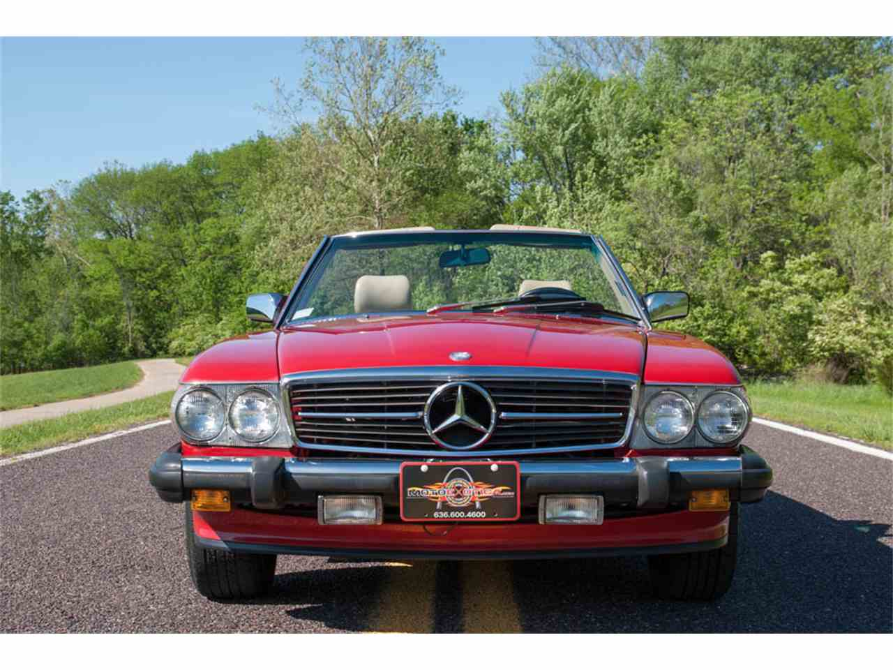 Large Picture of '88 560SL - HUK0