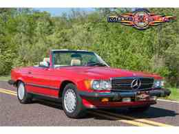 Picture of '88 560SL - HUK0