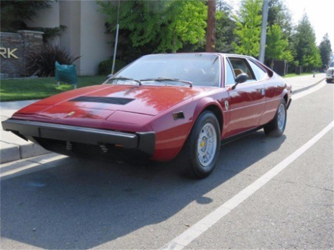 Large Picture of 1977 Ferrari 308 GT/4 located in New York - HUKU