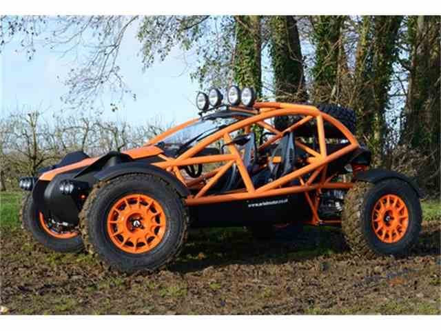 Picture of '17 Ariel Nomad Sport located in Alpharetta Georgia Offered by  - HUMW