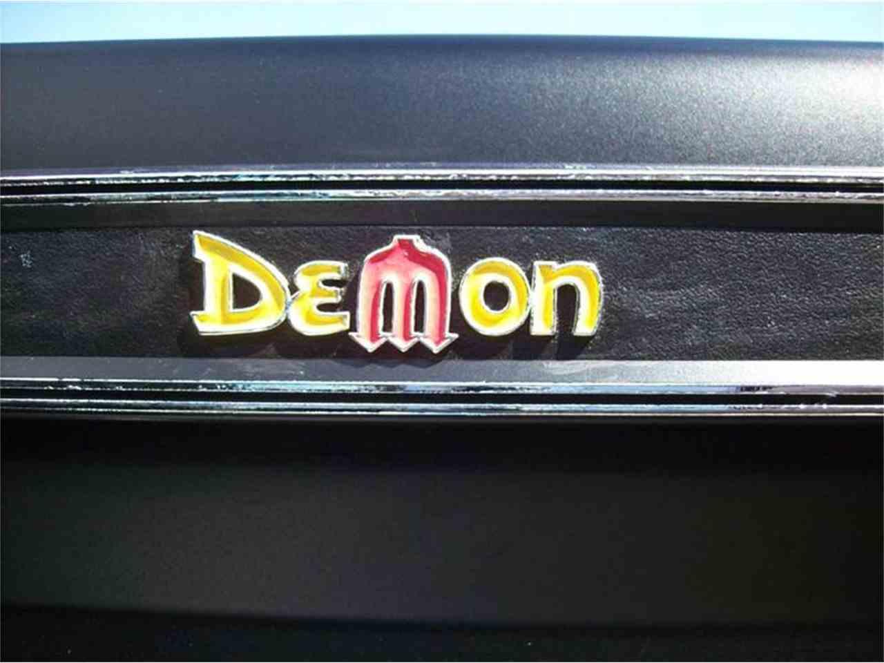 Large Picture of '72 Demon - HVJ1