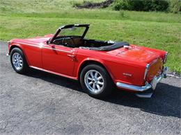 Picture of Classic '68 Triumph TR250 located in Missouri Offered by Wilson Motor Company - HSRP