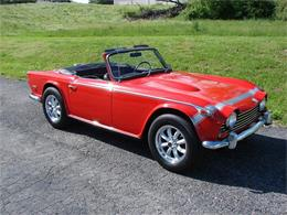 Picture of '68 TR250 located in Washington Missouri Auction Vehicle - HSRP
