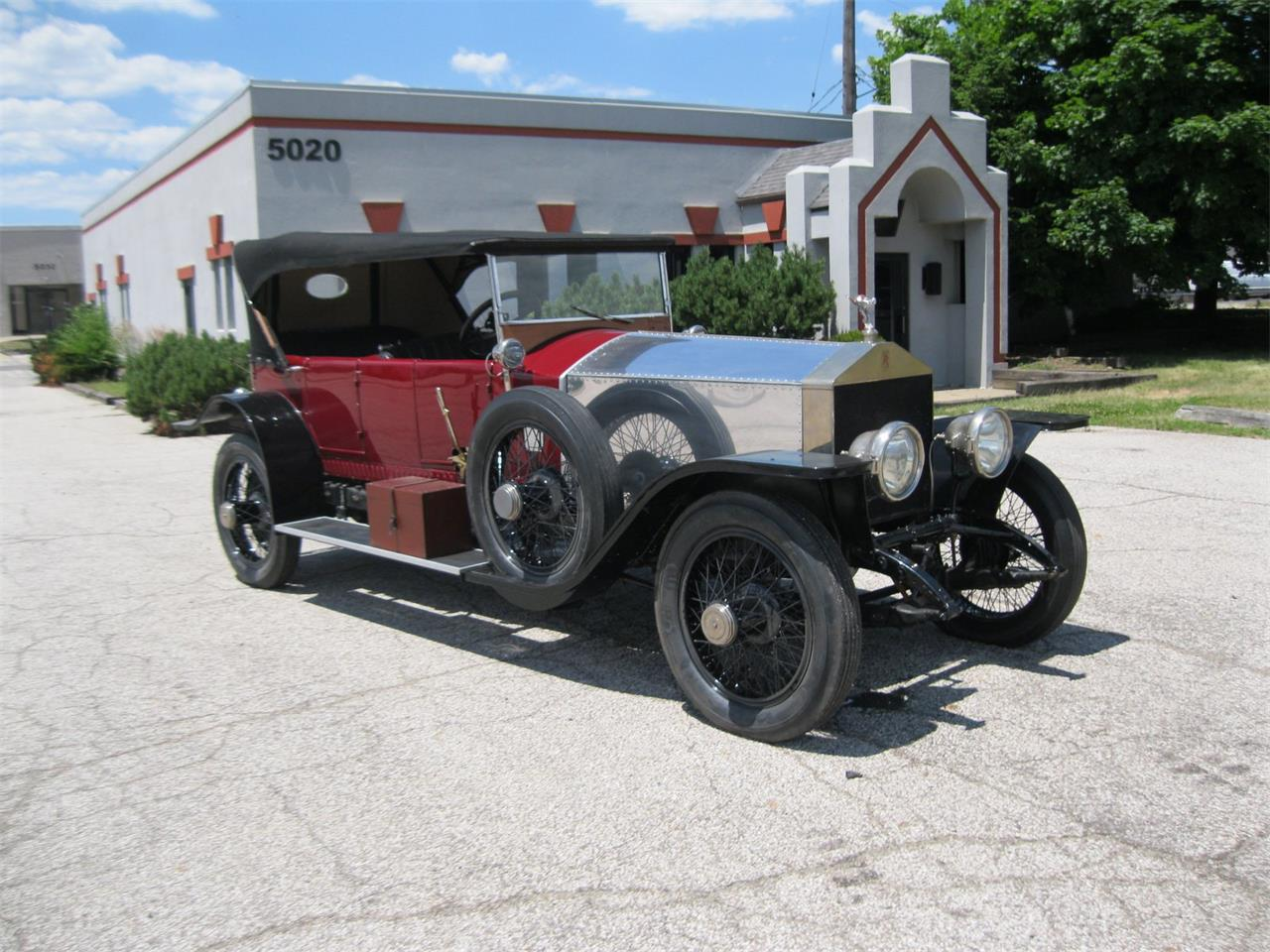 1920 Rolls-Royce Silver Ghost for Sale | ClassicCars.com | CC-834732