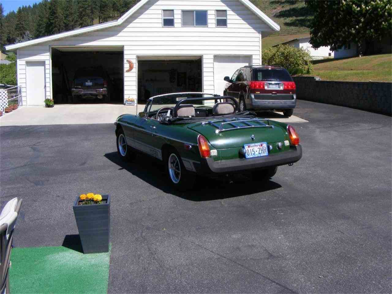 Large Picture of '76 MGB - HWFB