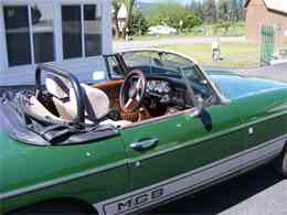 Picture of '76 MGB - HWFB