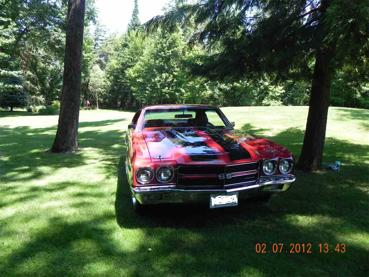 Large Picture of '70 Chevelle SS - HWJO