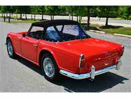 Picture of '62 TR4 - HWLN