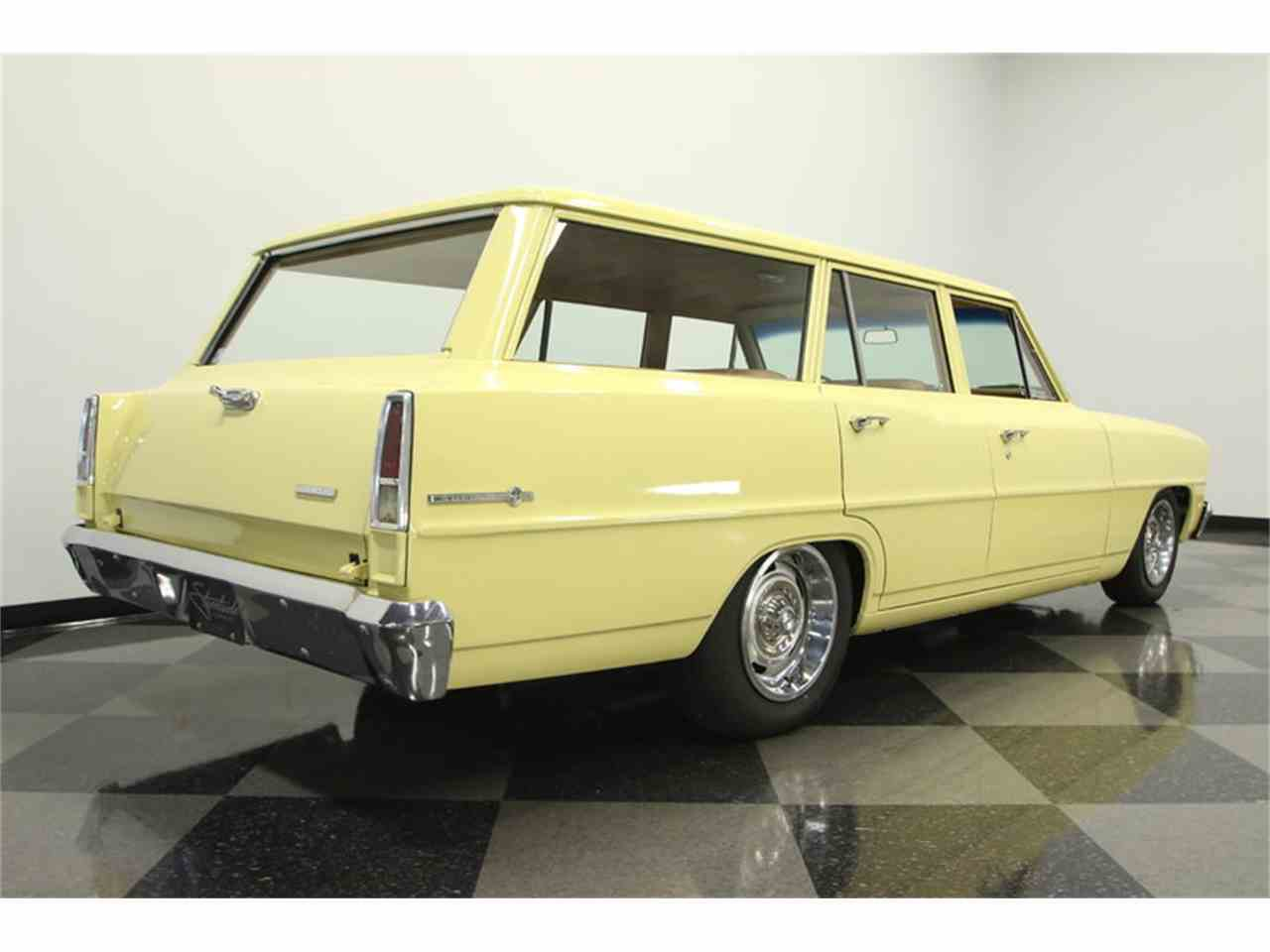 Large Picture of '67 Nova Chevy II Wagon - HWPG