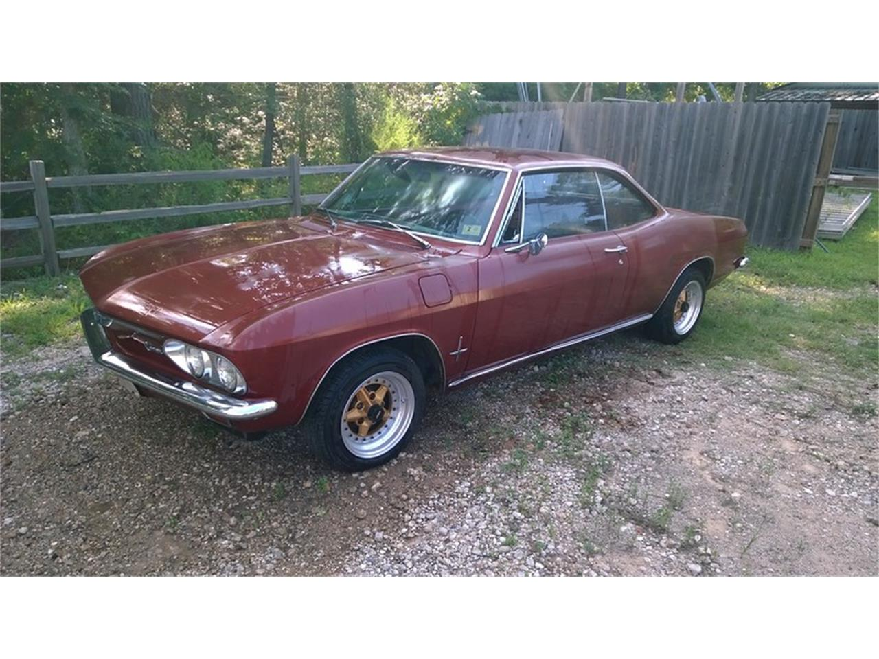 1966 chevrolet corvair monza for sale cc 835621. Black Bedroom Furniture Sets. Home Design Ideas