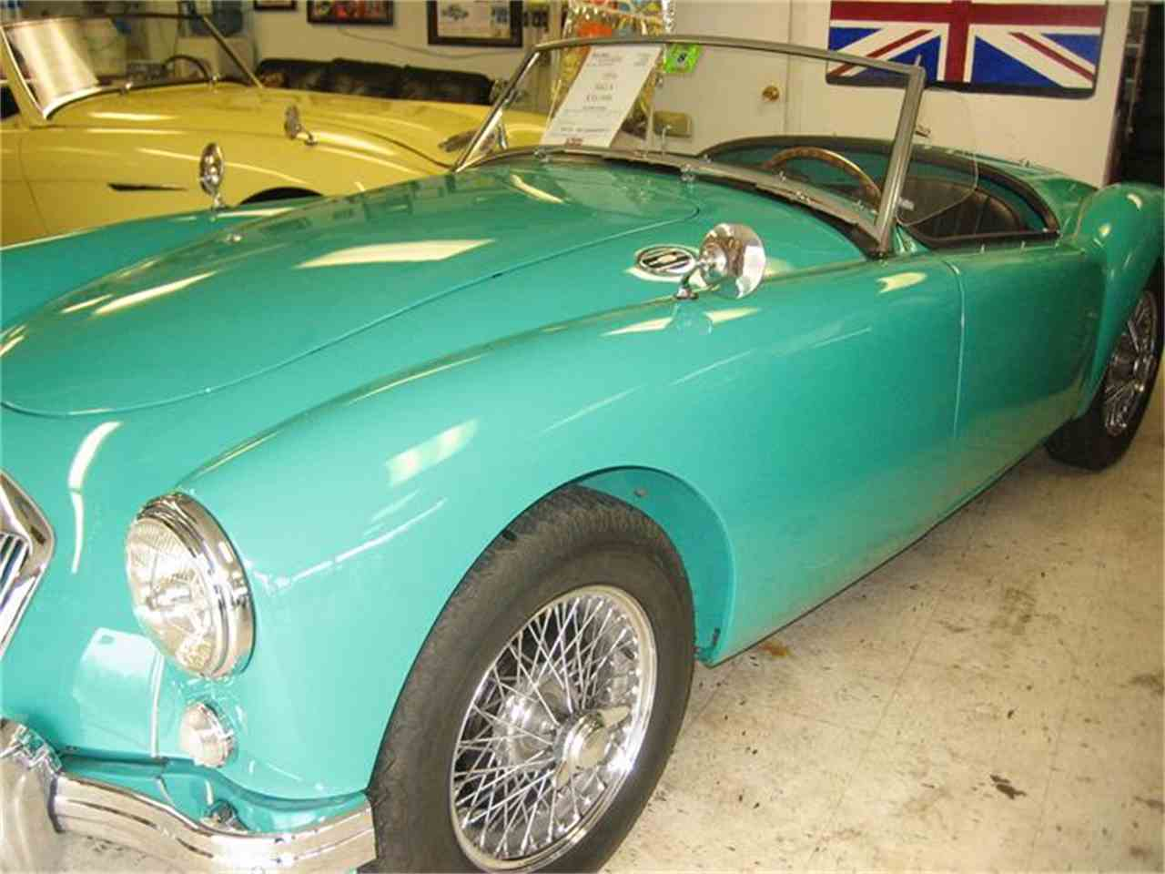 Large Picture of '56 MGA - HSVQ