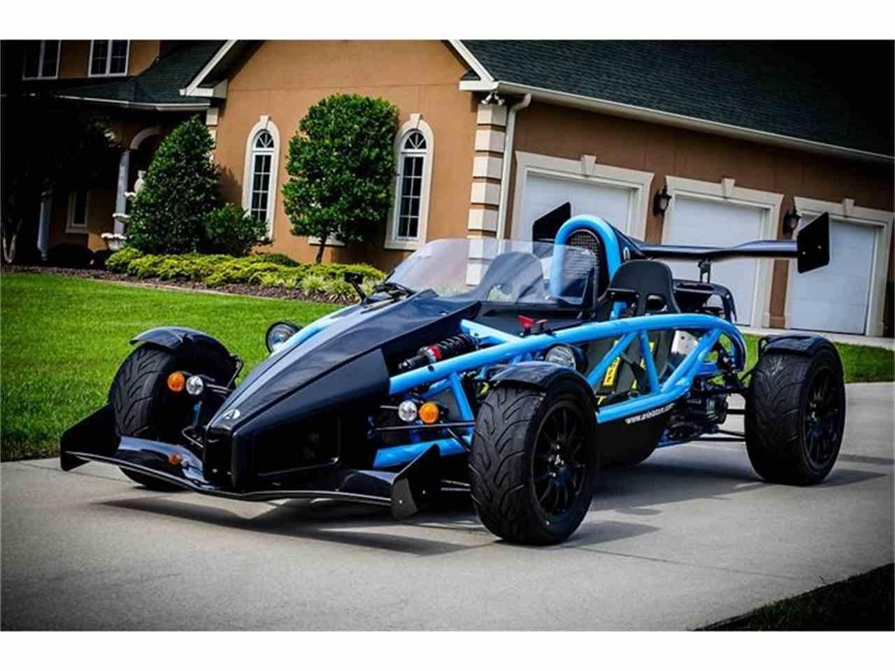 2017 Ariel Motor Company Ariel Atom 3 for Sale | ClassicCars.com ...