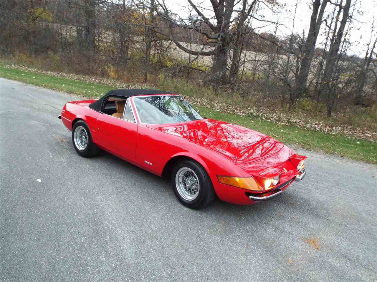 Large Picture of '72 365 GTB - HX47