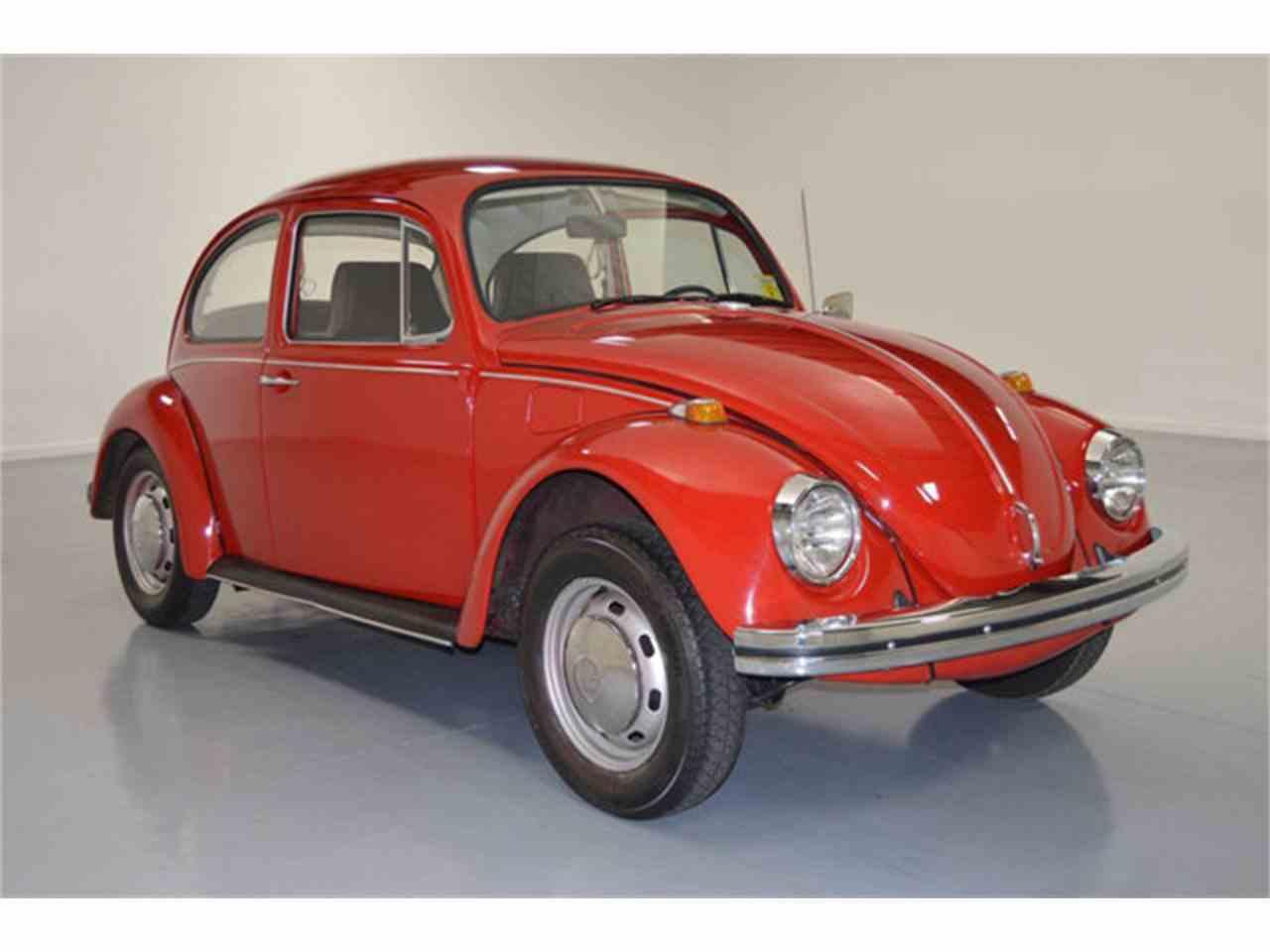1969 volkswagen beetle for sale cc 836110. Black Bedroom Furniture Sets. Home Design Ideas
