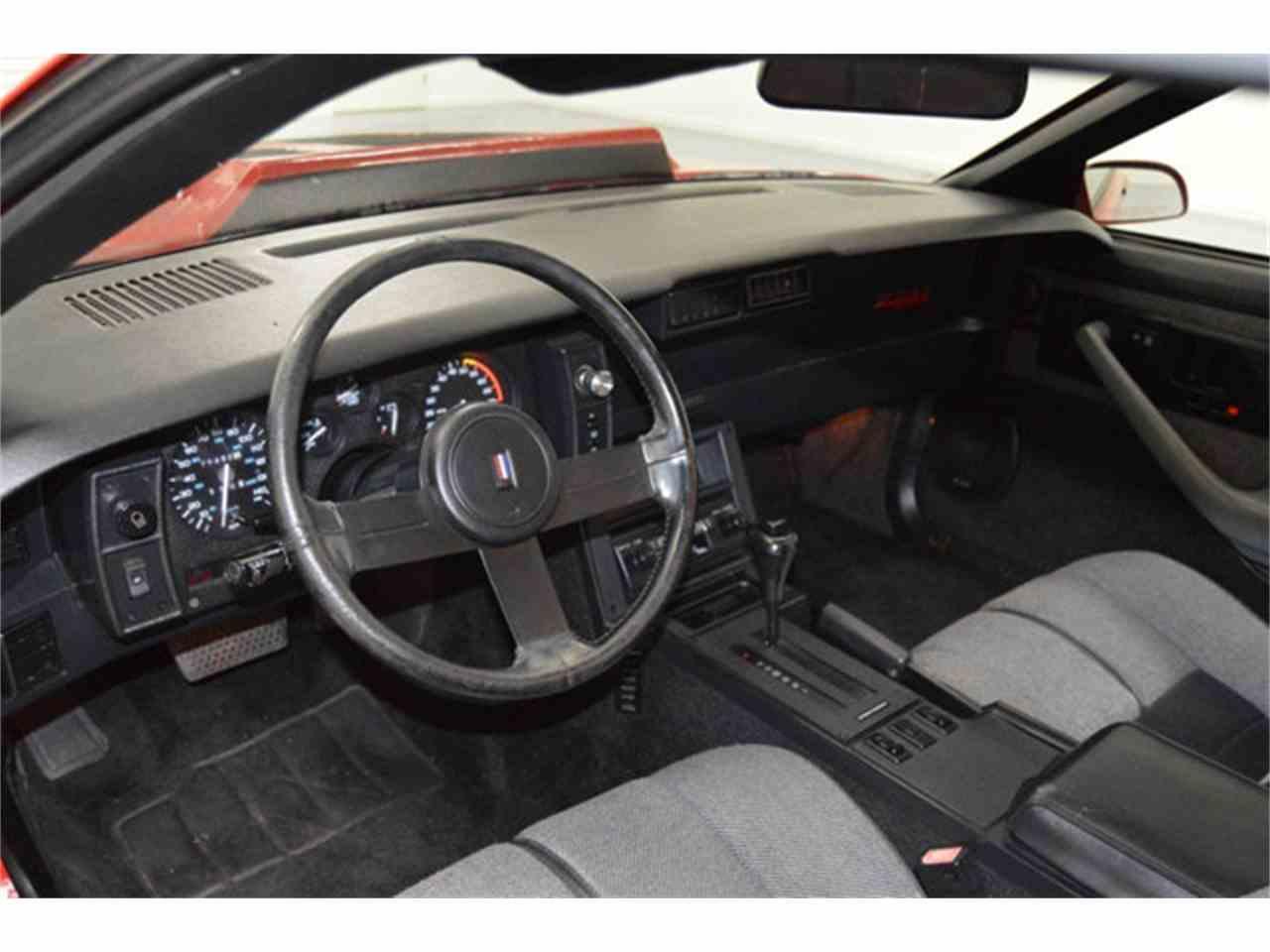 Large Picture of '88 Camaro - HX5D