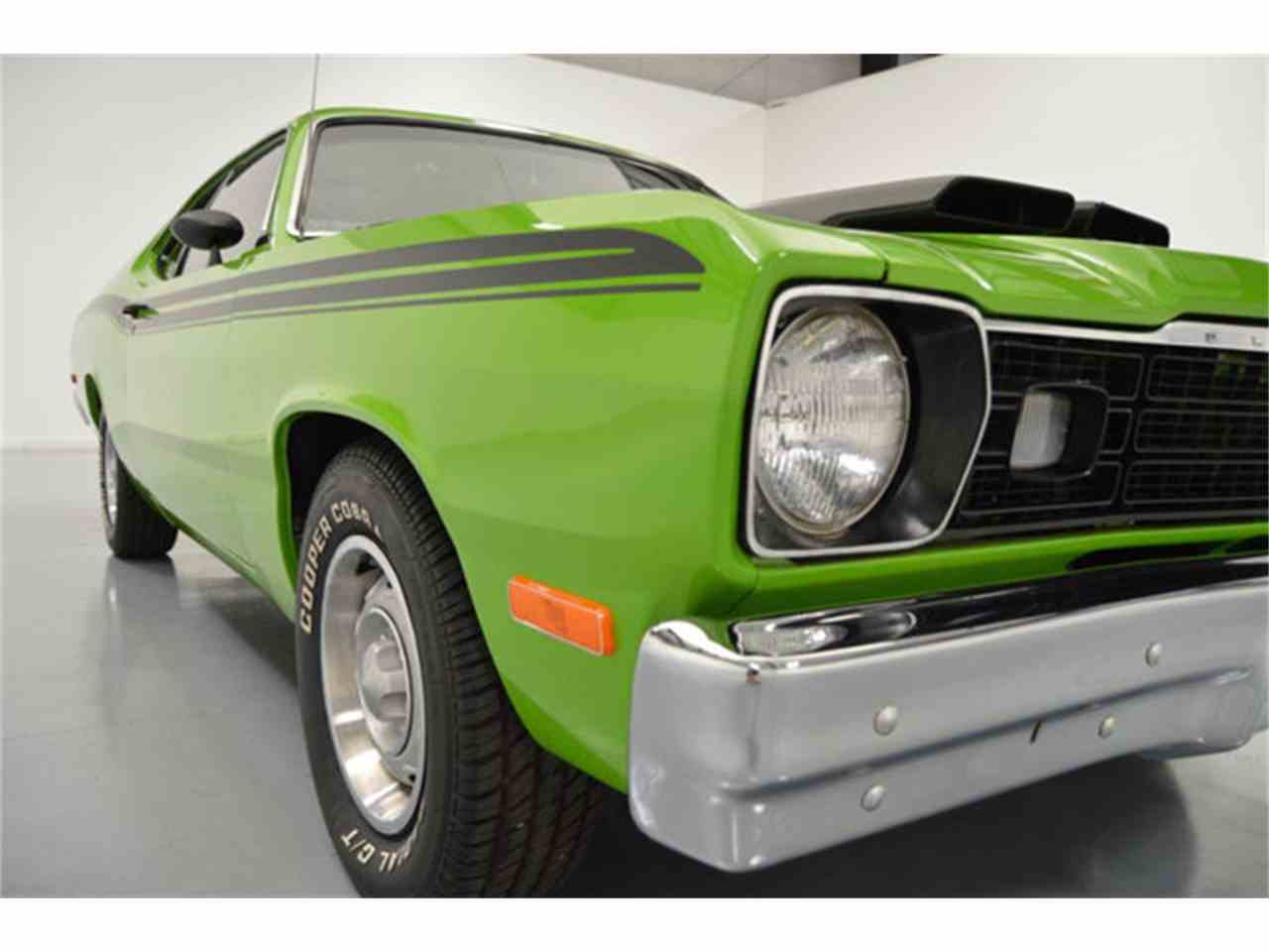 Large Picture of '73 340 Duster Clone - HX5G