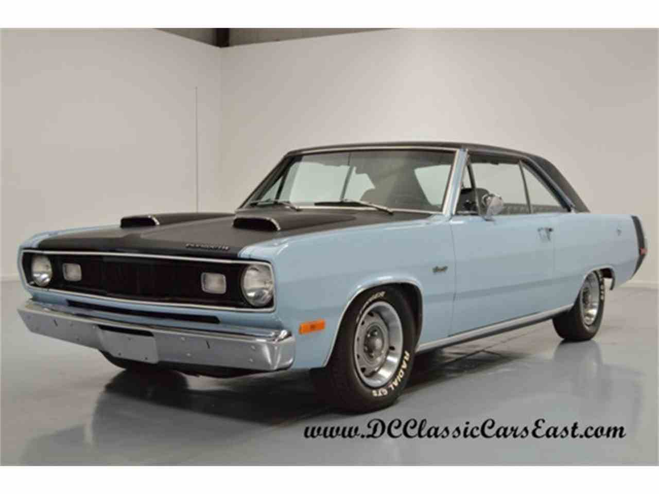 1972 plymouth scamp for sale cc 836131. Black Bedroom Furniture Sets. Home Design Ideas