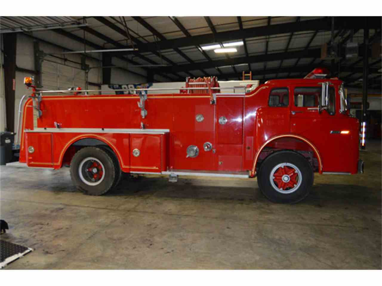 Large Picture of '74 Fire Truck - HX61