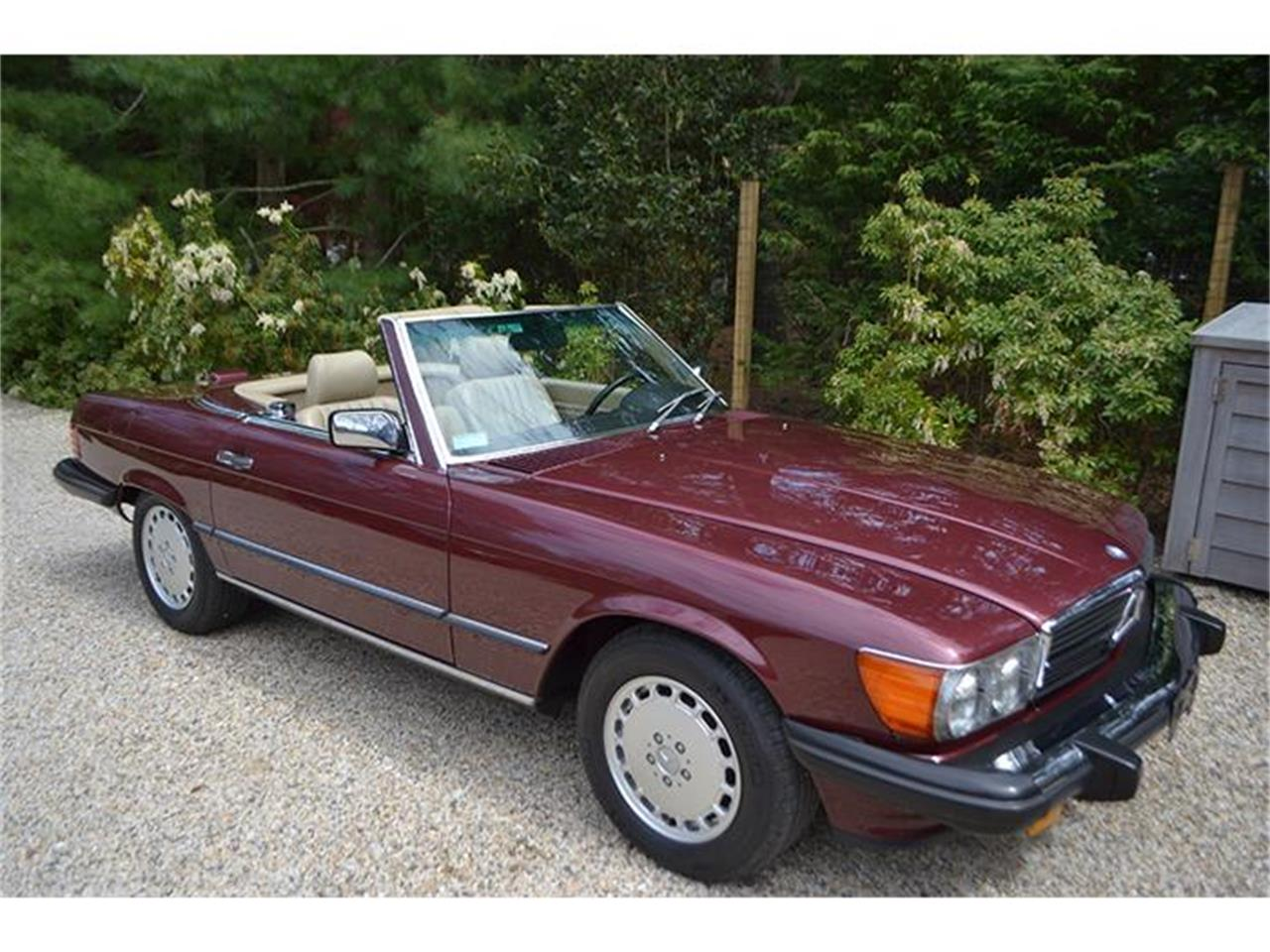 Large Picture of '89 560SL - $59,995.00 Offered by Aventura Motors - HSWO