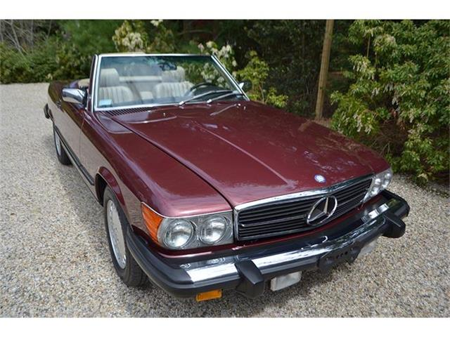 Picture of '89 560SL - HSWO