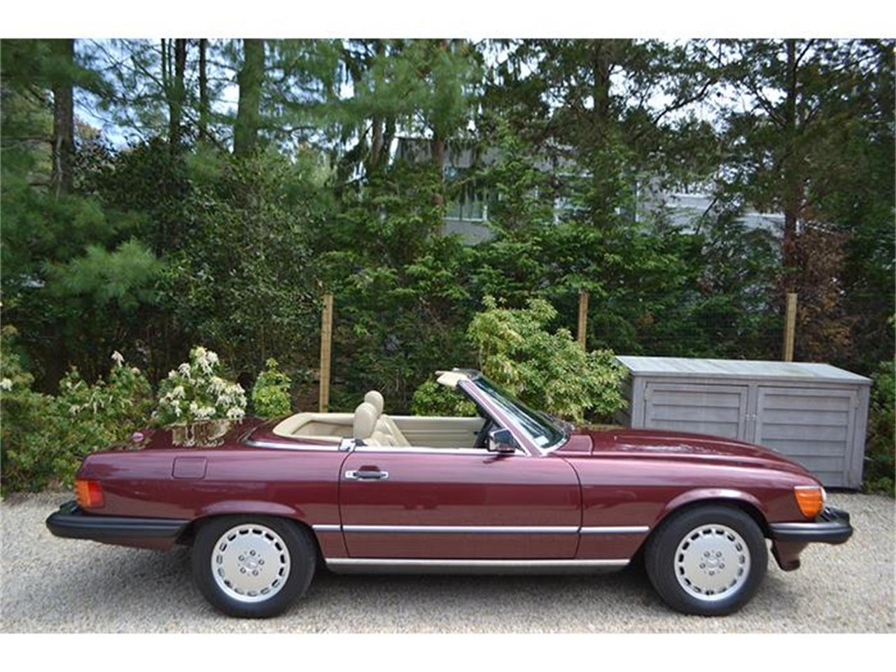 Large Picture of '89 560SL located in New York - $59,995.00 - HSWO