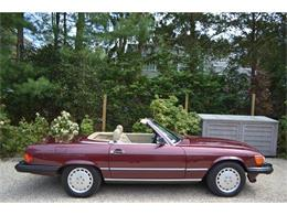 Picture of 1989 560SL located in Southampton New York Offered by Aventura Motors - HSWO