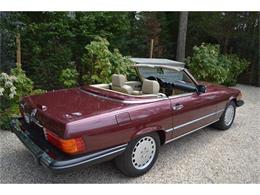 Picture of 1989 Mercedes-Benz 560SL located in New York - HSWO