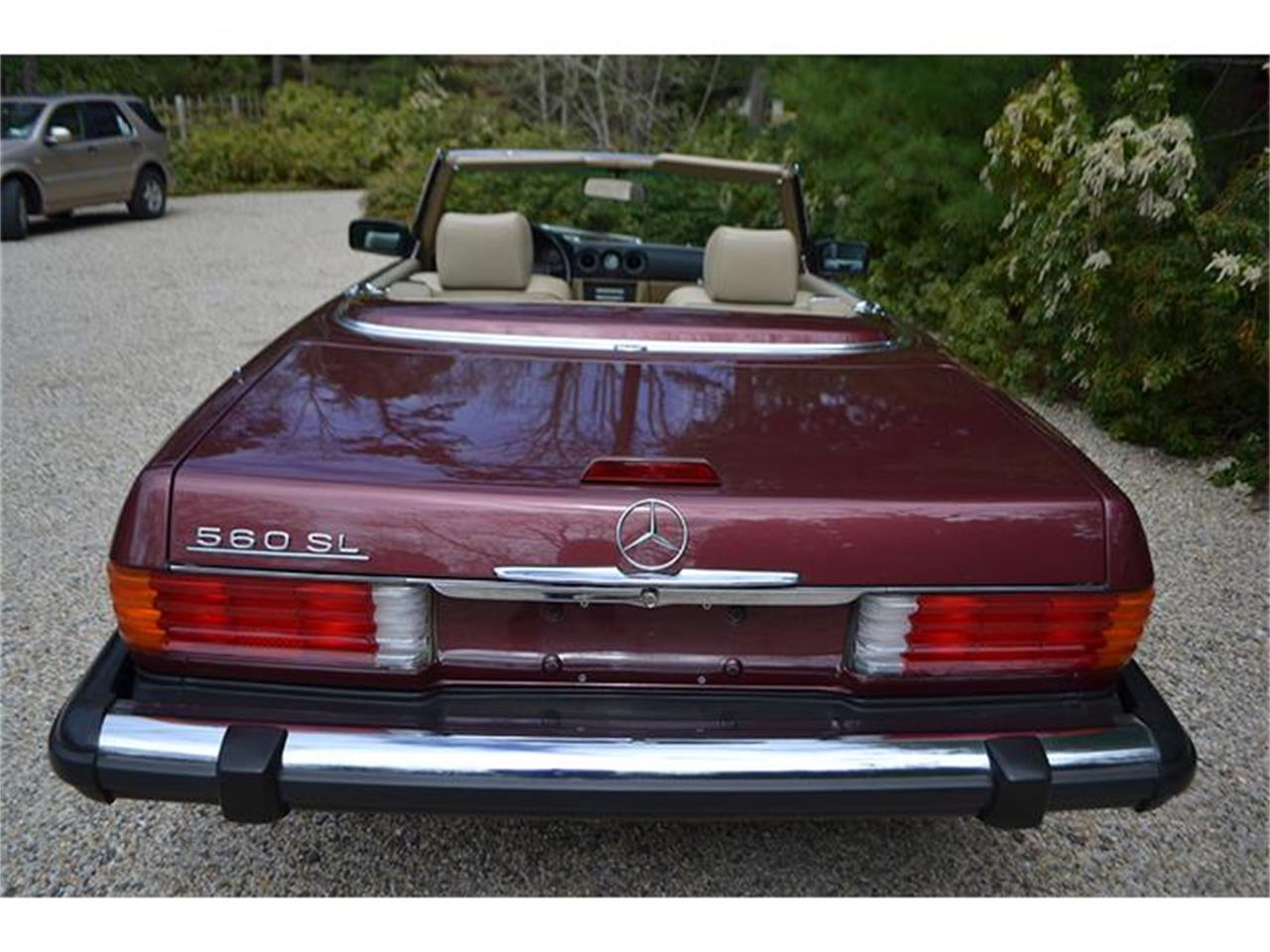 Large Picture of '89 Mercedes-Benz 560SL - HSWO