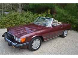 Picture of 1989 560SL located in Southampton New York - $59,995.00 - HSWO