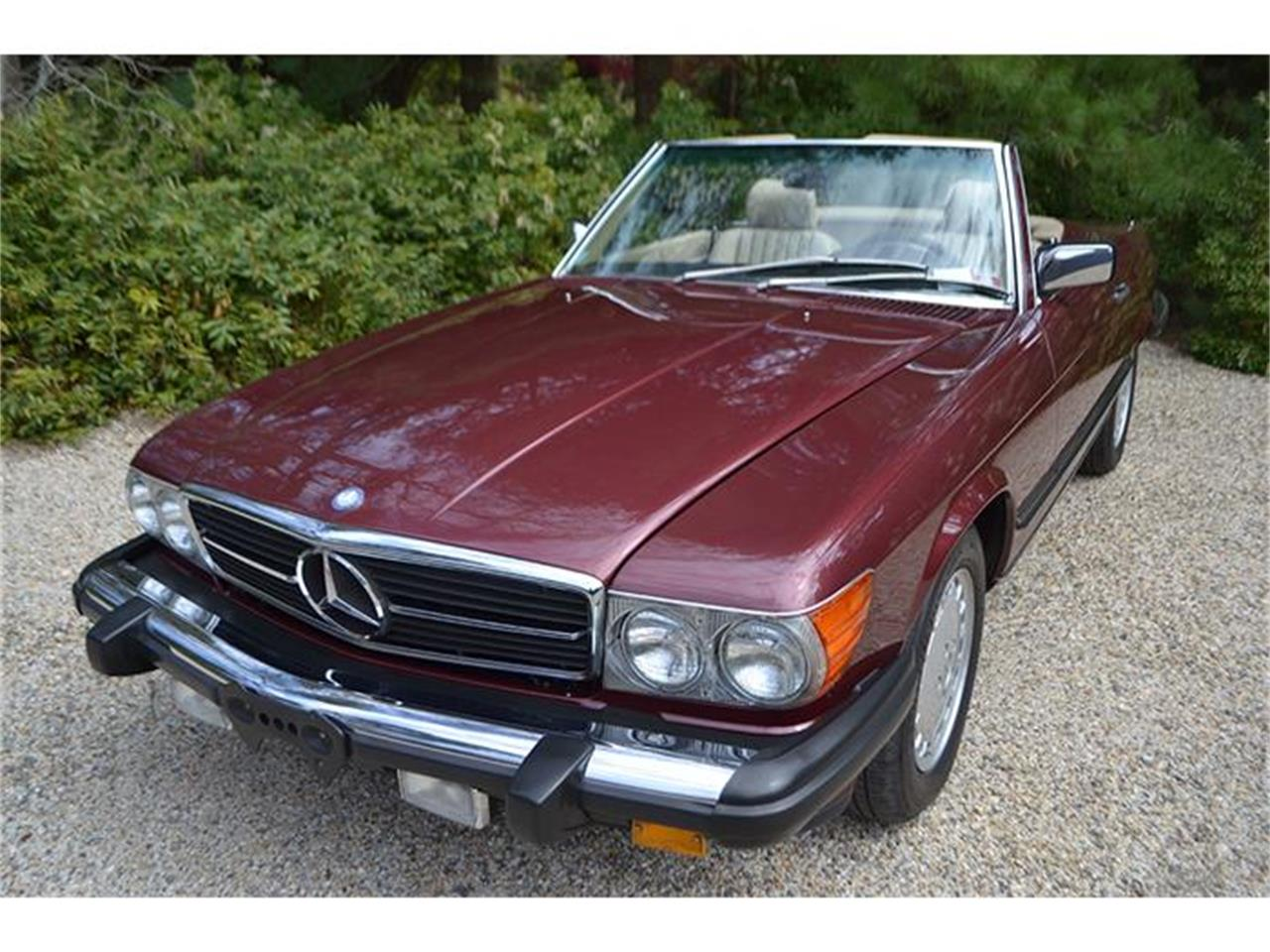 Large Picture of '89 560SL - HSWO