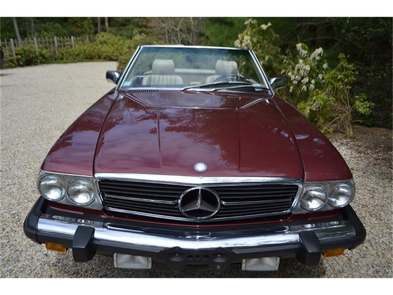 Large Picture of '89 Mercedes-Benz 560SL - $59,995.00 Offered by Aventura Motors - HSWO