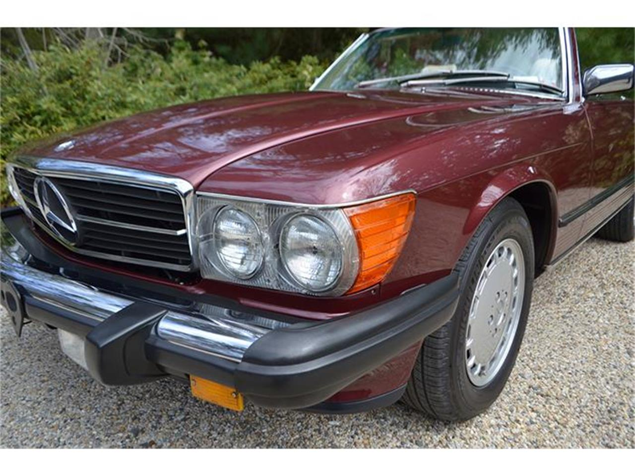 Large Picture of '89 560SL located in Southampton New York - $59,995.00 Offered by Aventura Motors - HSWO