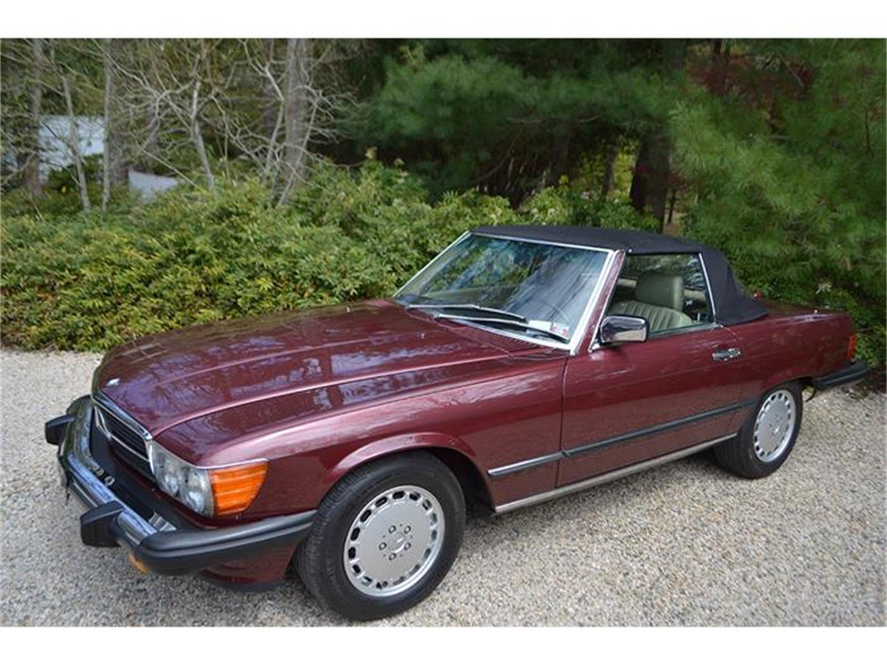 Large Picture of 1989 560SL located in New York - HSWO