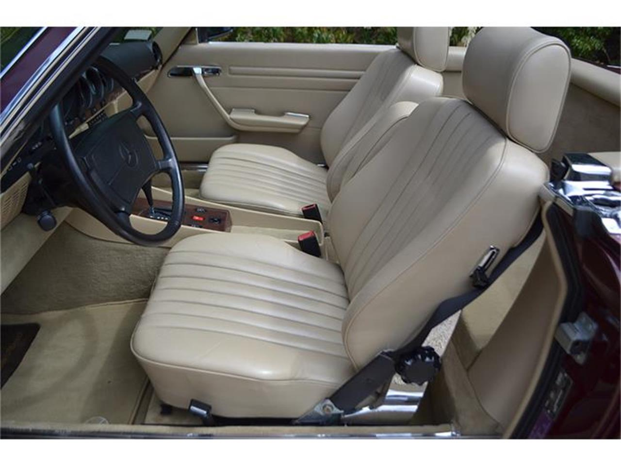 Large Picture of '89 Mercedes-Benz 560SL Offered by Aventura Motors - HSWO