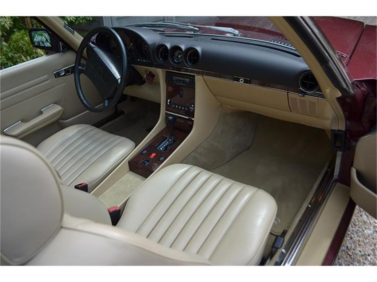 Large Picture of 1989 Mercedes-Benz 560SL located in New York - $59,995.00 - HSWO