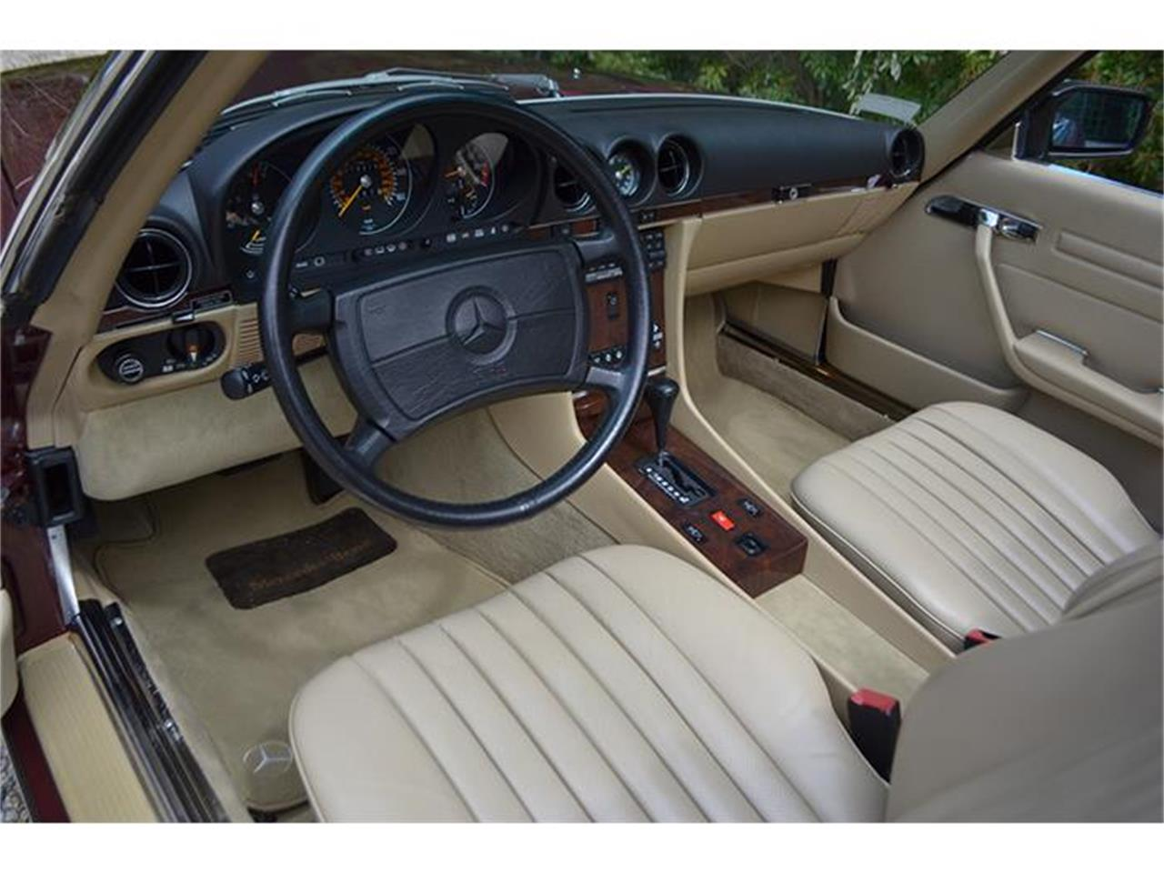 Large Picture of 1989 560SL - HSWO