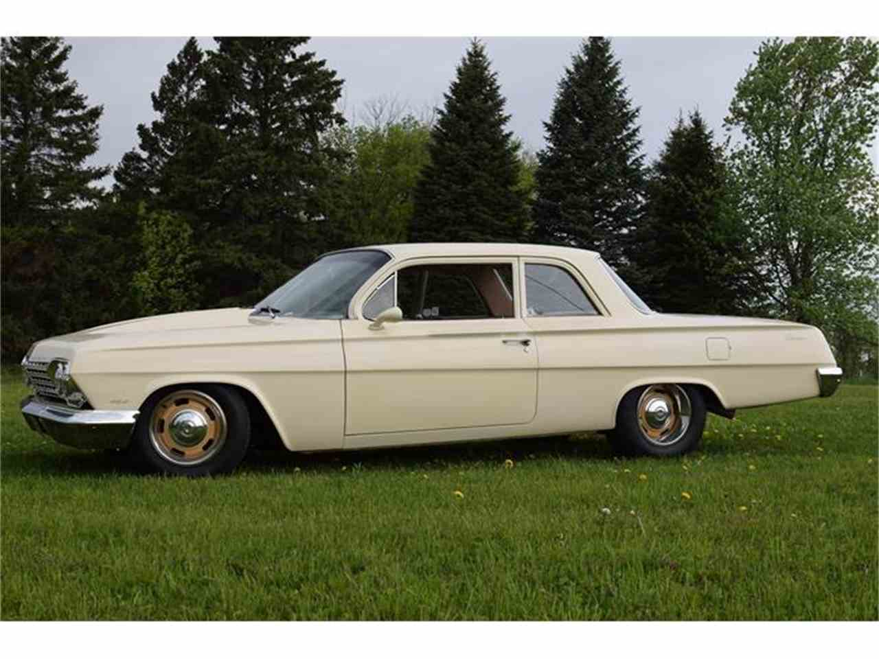 Large Picture of 1962 Chevrolet Biscayne located in Minnesota - $32,500.00 - HX7L