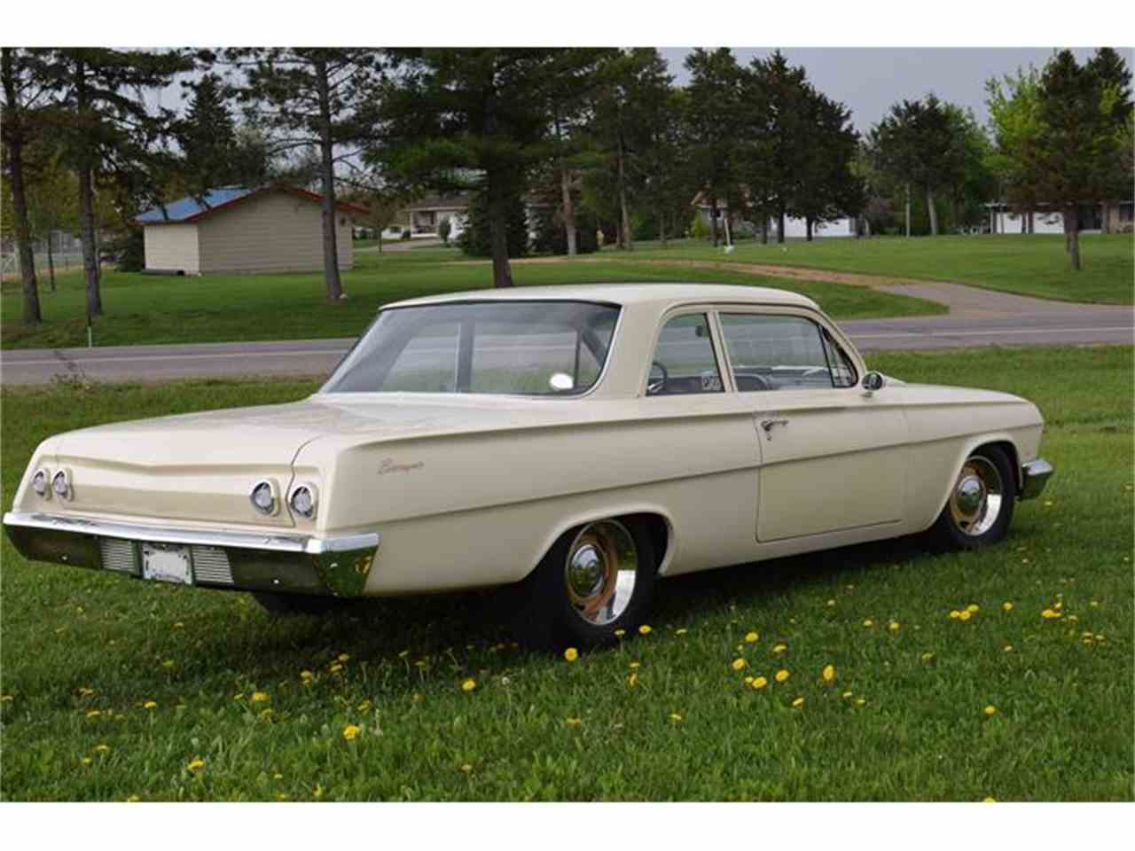 Large Picture of Classic '62 Chevrolet Biscayne located in Minnesota - $32,500.00 Offered by Hooked On Classics - HX7L