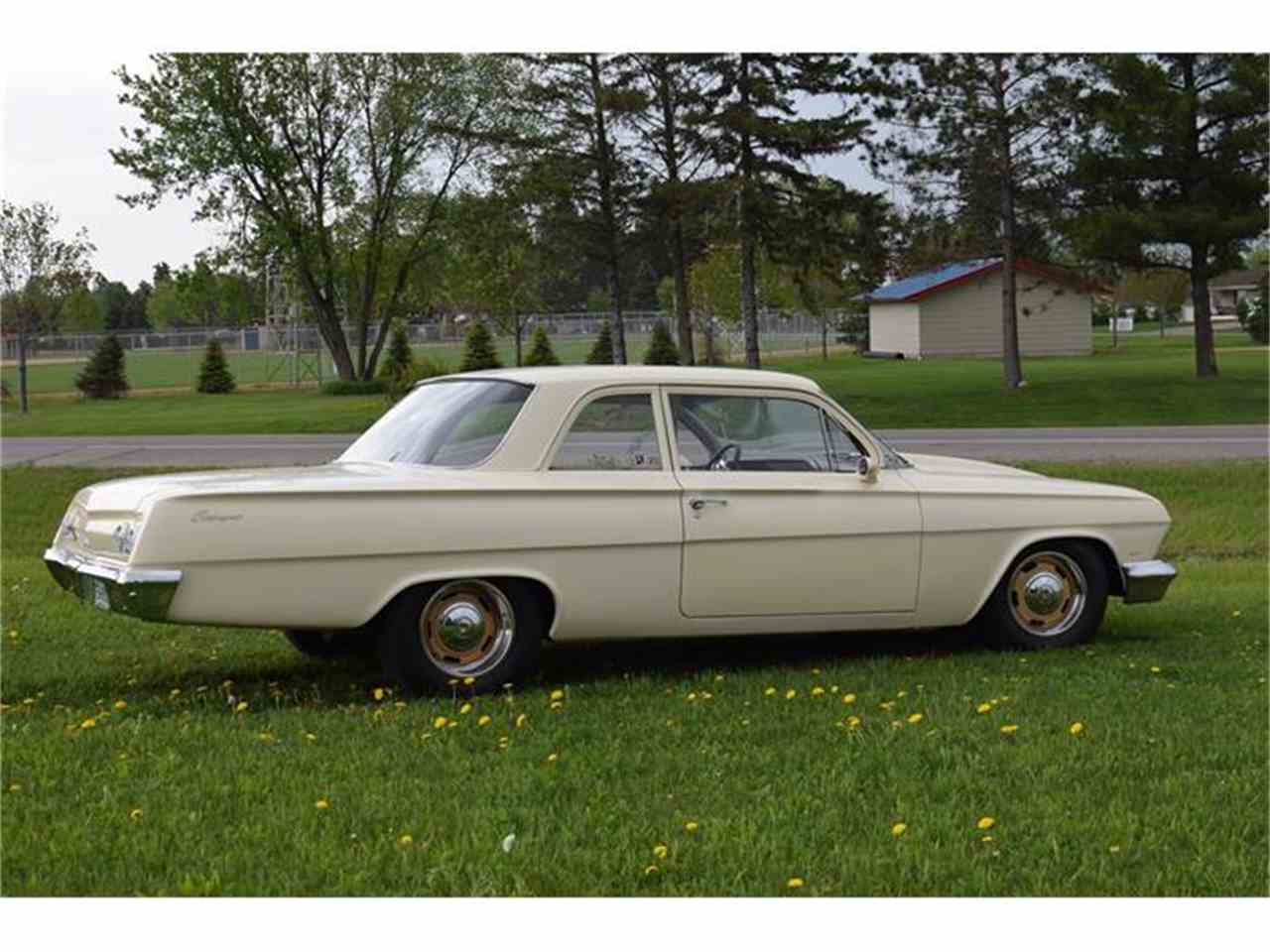 Large Picture of 1962 Chevrolet Biscayne located in Watertown Minnesota - $32,500.00 - HX7L