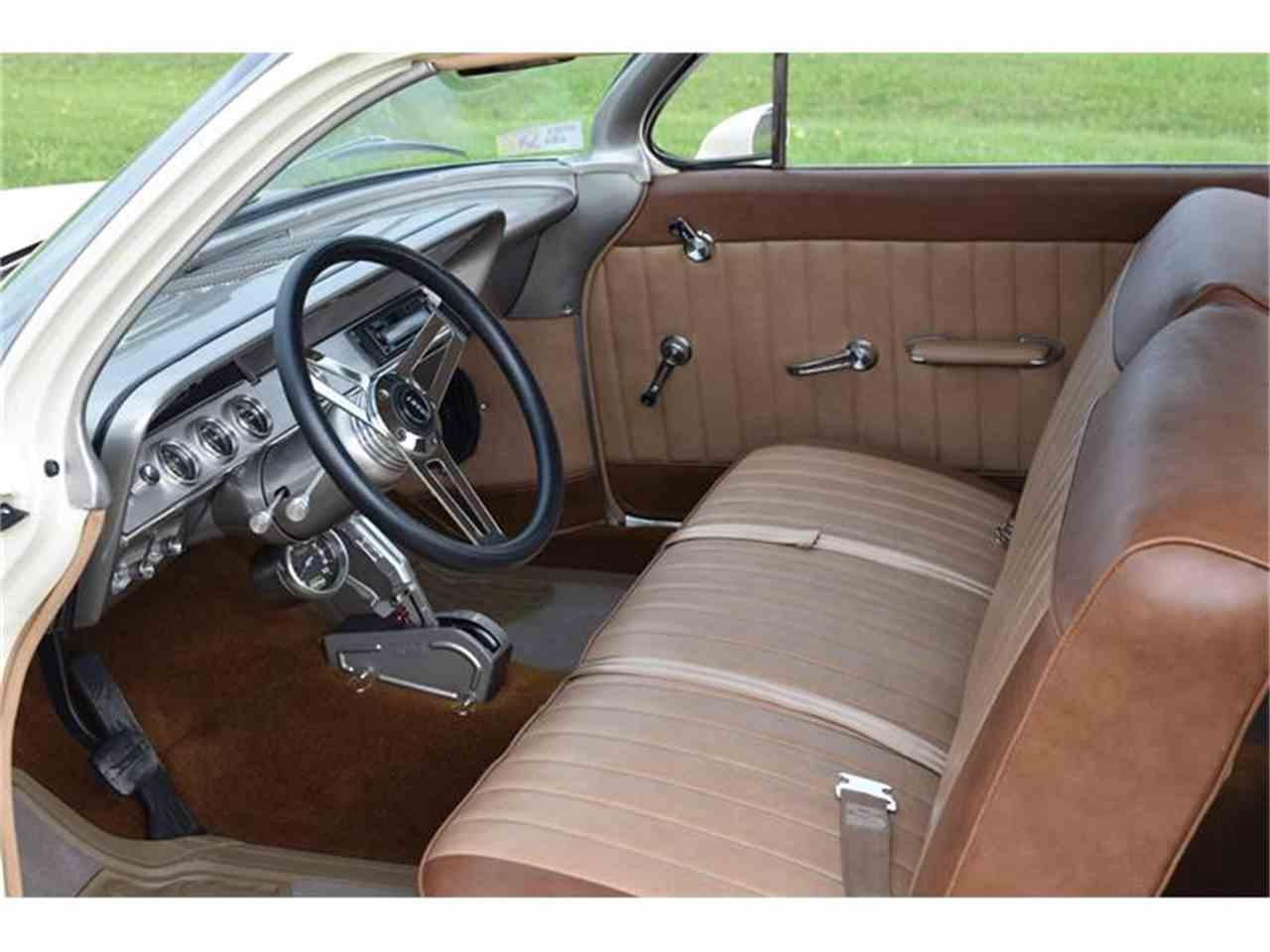 Large Picture of Classic 1962 Biscayne located in Minnesota - $32,500.00 Offered by Hooked On Classics - HX7L