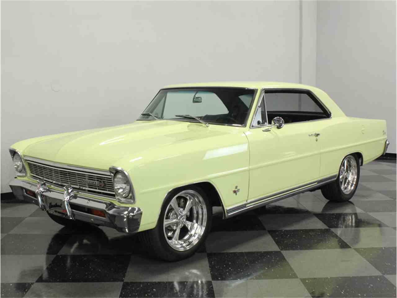 Large Picture of Classic '66 Nova located in Texas - $67,995.00 - HX89